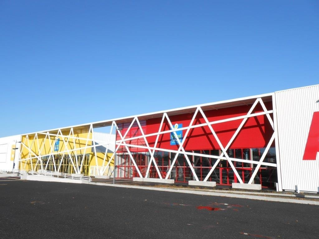 R f rences bet soneco for Parc expo angouleme
